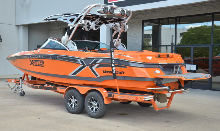 2014 MasterCraft X-Star full